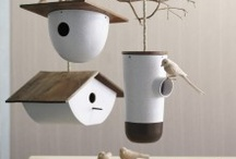 Houses, feeders and baths..for the birds! / by Tracy B