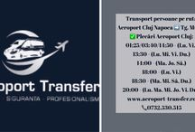 Transport persoane pe ruta Targu Mures - Aeroport Cluj Napoca