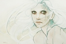 Illustration / illustration and cool artwork