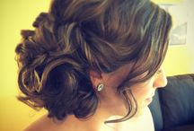 Beautiful wedding updos / braids hairstyle / Wedding Updo hairstyle / braids
