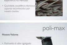soluções em polimento / apresentação  www.poli-max.com