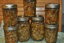 Food- Canning & Preserving