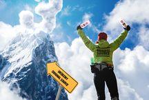 MOUNT EVEREST / Jesteśmy mega nierutynowi i znaleźliśmy idealną miejscówkę do świętowania naszych 3 urodzin - Mount Everest! Robimy największą imprezę urodzinową na najwyższym szczycie świata!  #urodzinynaeverest #originalsource #mounteverest