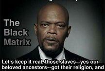 The Black Matrix