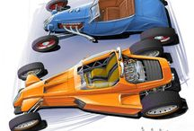 Hot rod images