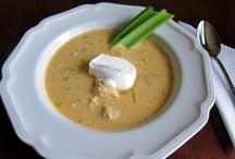 Recipes--Soups & Sauces