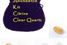 Healing Gemstone/Crystal Kits