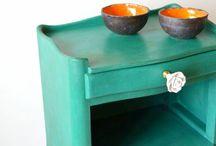 LoveRedesign - Hand Painted Vintage Furniture. / Niepowtarzalne i unikatowe, stylizowane meble i dekoracje do domu.
