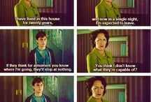 Hobbies - Harry Potter / This needs no explanation.