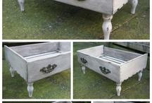 ideeën voor oude meubels