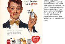 ZiPPO Lighter advertisement