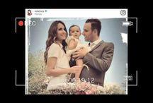 Así estuvo el bautizo de Gia, la hija de Patricio Borghetti y Odalys Ramírez
