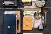 Notebook / Notebooks, libretas, diarios, journals, traveler's journals....