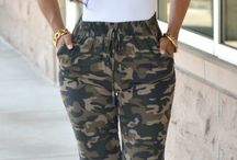 Camo/Camouflage style