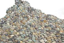 stones and bricks