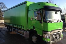 Bring Logistics Ltd / Vehicle(s) delivered to our customers, sold by Thompson Commercials Ltd