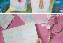 hacer bolsas de regalo