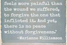 Forgiveness & Healing