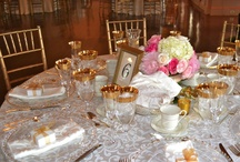 Looks we love / Define your vision: From linens to chairs, capture the style that makes you want to celebrate!