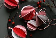 MON BEAU SAPIN / Décoration de Noël
