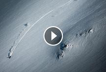 The snowboard feels