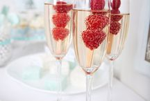 bridal shower ideas / by Pam Bennett
