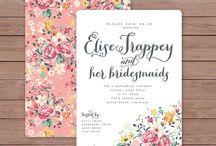 Bridesmaid Brunch ideas / by Beth Baggett