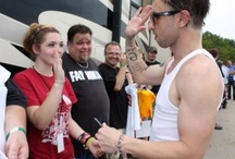 Shinedown interview and Meet and Greet at Edgefest by 100.3 The Edge