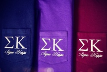 Sigma Kappa<3 / by Megan Mackley