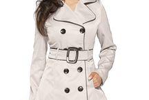 Vintage kurtki i płaszcze