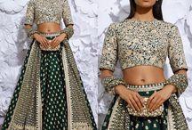 Saree or Lengha