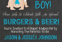 baby shower & diaper party ideas