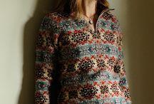 Fairisle knits