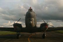 AC-47T GUNSHIP / Airplanes