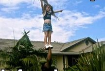 Cheerleading/Acrobatic rock'n'roll
