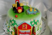 Traktoros torta