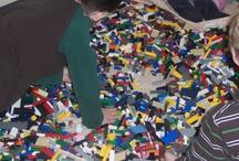 Lego Club Ideas / by Melissa Scollard
