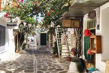 Paros island (Πάρος)