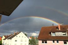 #Rainbow #regenbogen #edingen