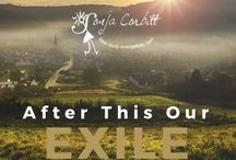 Catholic Evangelistas / After This Our Exile: Making Sense of the Old Testament, a Breadbox Media radio show series by Bible Study Evangelista, Sonja Corbitt.