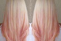 Undercut & funky hairstyles