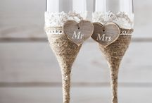my burlap wedding / that dream wedding