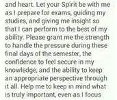 Student Pray