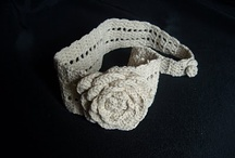 Crochet Accessories  / by Lisa Bartley