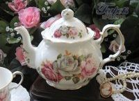 Teapots & Teacups / by Diana Brown-Meyer