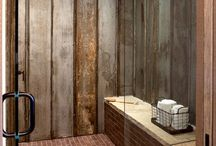 Barn bathroom