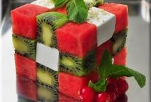 Delectable food / Great food ideas. Fresh, flavourful and clever