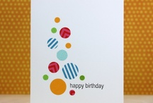Card Designs  / by Lindsay Finn