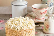 Pasteles/Cakes