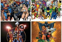 Comic book things
